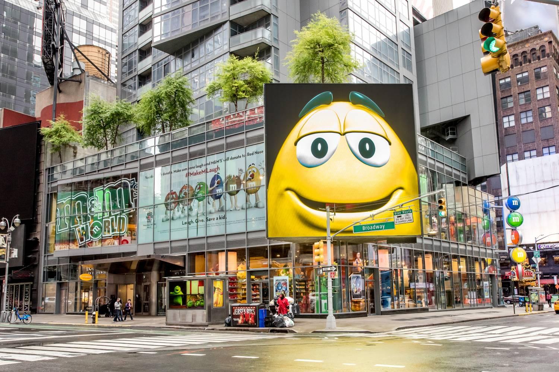 M&M World Store